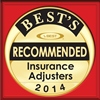 A.M. Best's Directory of Recommended Insurance Adjusters